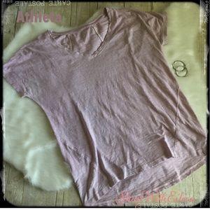 Athleta Dusty Mauve T-shirt
